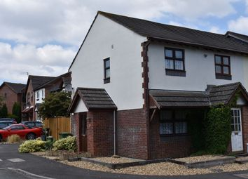 Thumbnail 3 bed end terrace house for sale in Gallivan Close, Little Stoke, Bristol
