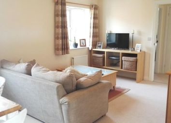 Thumbnail 2 bed flat to rent in Medora Close, Market Harborough
