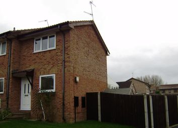 Thumbnail 1 bedroom end terrace house to rent in Chaffinch Close, Weymouth