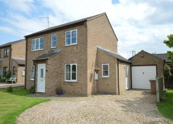Thumbnail 3 bed detached house for sale in Maple Close, Leasingham, Sleaford