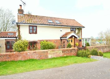 Thumbnail 3 bed detached house for sale in The Green, Depden, Bury St. Edmunds