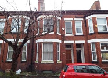 Thumbnail 5 bedroom terraced house for sale in Furness Road, Manchester, Greater Manchester, Uk