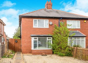 Thumbnail 3 bed semi-detached house for sale in St. Johns Grove, Harrogate