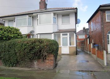 Thumbnail 3 bed semi-detached house to rent in Holyoake Avenue, Blackpool
