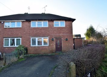 3 bed semi-detached house for sale in Woodside Place, Clay Cross, Chesterfield S45