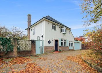 Thumbnail 4 bed detached house for sale in Abbots Way, Newcastle-Under-Lyme