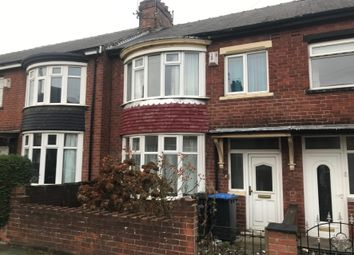 Thumbnail 3 bed terraced house for sale in 22 Bethune Road, Middlesbrough, Cleveland