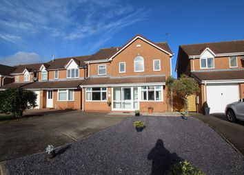 Thumbnail 4 bed detached house for sale in Camville, Binley, Coventry