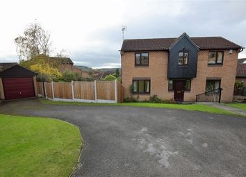 Thumbnail 4 bed detached house for sale in Ashop Road, Belper, Derbyshire