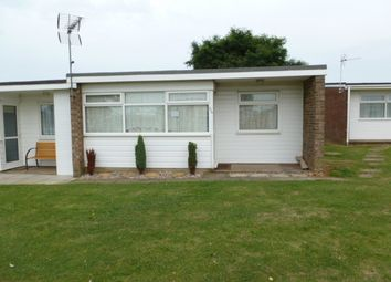 Thumbnail 2 bed mobile/park home for sale in Newport Road, Hemsby, Great Yarmouth