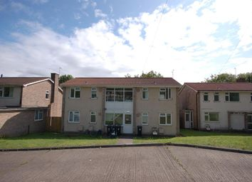 Thumbnail 1 bed flat to rent in Cabot Close, Kingswood, Bristol