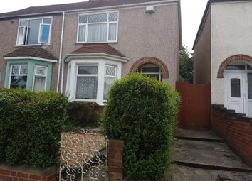 Thumbnail 2 bed terraced house for sale in Nuffield Road, Coventry