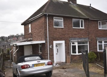 Thumbnail 3 bed semi-detached house to rent in Tenby Grove, Chesterton, Newcastle-Under-Lyme