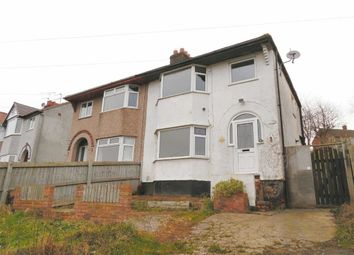 Thumbnail 3 bed semi-detached house for sale in Sunnyside, Bagillt, Flintshire