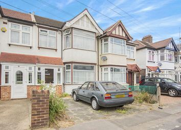 Thumbnail 3 bed terraced house for sale in Christie Gardens, Chadwell Heath, Romford