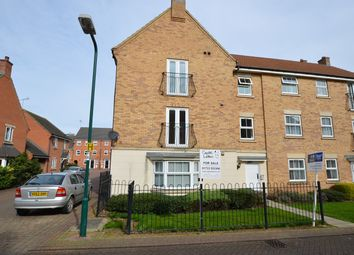 Thumbnail 2 bedroom flat for sale in Lyvelly Gardens, Peterborough