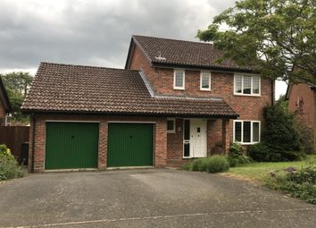 Thumbnail 4 bedroom detached house to rent in Ironstone Way, Uckfield