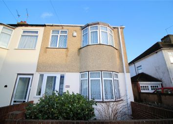 Thumbnail 3 bed end terrace house for sale in Hurst Road, Northumberland Heath, Kent
