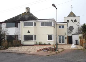 Thumbnail 2 bed flat to rent in Horseshoe Bend, Paignton