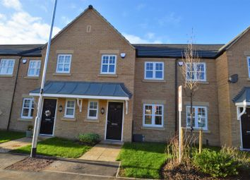 Thumbnail 3 bed town house for sale in Daffodil Close, Loughborough