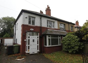 Thumbnail 3 bed property to rent in Scott Hall Road, Chapel Allerton, Leeds