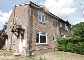 Thumbnail 1 bed terraced house to rent in Camden Place, Calcot, Reading