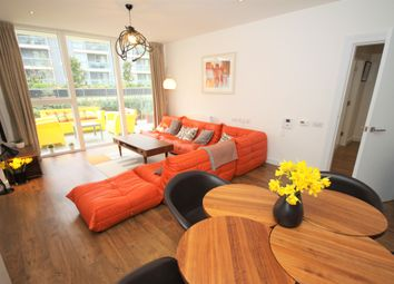Thumbnail Flat for sale in River Gardens Walk, Greenwich