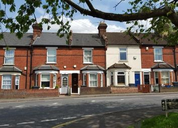Thumbnail 3 bed terraced house for sale in Riddlesdown Road, Purley