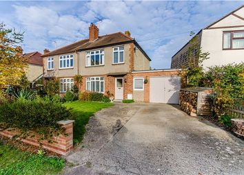 Thumbnail 3 bed semi-detached house for sale in Mill End Road, Cherry Hinton, Cambridge