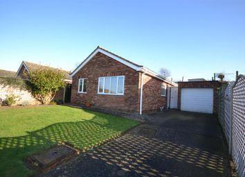 Thumbnail 3 bed detached bungalow for sale in Styleman Way, Snettisham, King's Lynn
