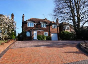 Thumbnail 4 bedroom detached house for sale in Holbeache Road, Kingswinford