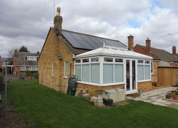 Thumbnail 3 bed detached bungalow for sale in The Grove, Market Deeping, Peterborough