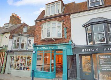 Thumbnail 3 bed maisonette to rent in Harbour Street, Whitstable, Kent