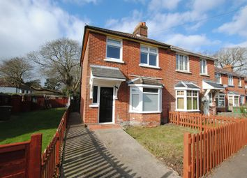 Thumbnail 3 bed semi-detached house for sale in Yew Road, Southampton