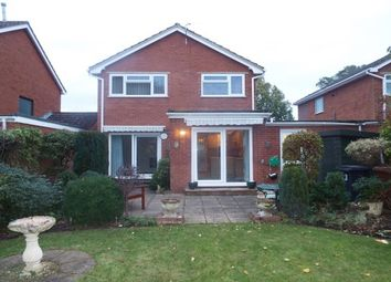 Thumbnail 3 bed detached house to rent in Falcon Drive, Whittington, Near Lichfield