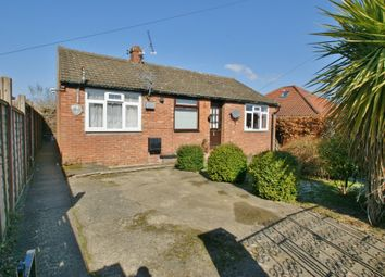 Thumbnail 2 bed detached bungalow for sale in Smithdale Road, New Costessey, Norwich