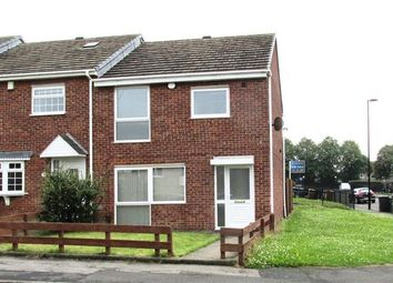 Thumbnail 3 bedroom link-detached house for sale in Hartside, Lemington, Newcastle Upon Tyne