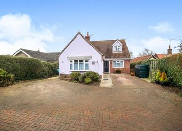 Thumbnail 4 bed bungalow for sale in Middleton, Saxmundham