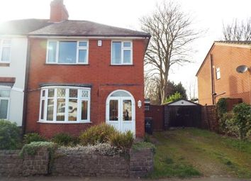 Thumbnail 3 bed semi-detached house for sale in Highway Road, Thurmaston, Leicester, Leicestershire