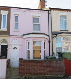 Thumbnail 2 bed terraced house to rent in Albert Road, Wellingborough