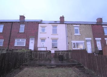 Thumbnail 3 bed terraced house to rent in Evelyn Terrace, Stanley, Co. Durham