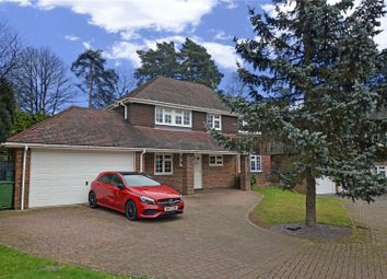 Thumbnail 4 bed property for sale in Youlden Drive, Camberley, Surrey