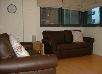 Thumbnail 2 bed flat to rent in Velocity South, 6 City Walk, Leeds