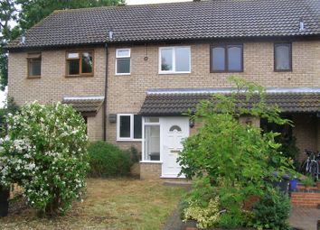 Thumbnail 2 bed terraced house to rent in Dovehouse Close, Eynsham, Witney