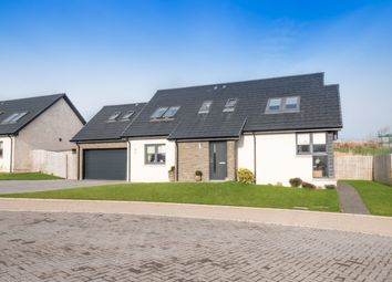 Thumbnail 4 bedroom detached house for sale in Braeview Gardens, Gourdon, Montrose