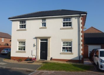 Thumbnail 4 bed detached house for sale in Old Bromley Lane, Holmer, Hereford