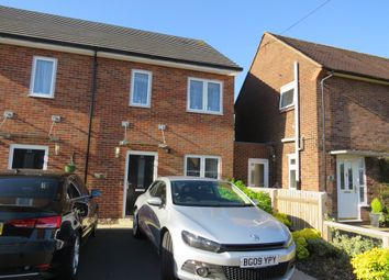 Thumbnail 2 bedroom semi-detached house for sale in Cades Close, Luton