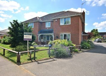 Thumbnail 5 bedroom detached house for sale in Buttercup Lane, West Lynn, King's Lynn
