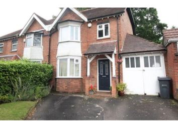 3 bed semi-detached house for sale in Stratford Road, Birmingham B28