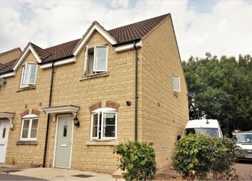 Thumbnail 2 bed end terrace house for sale in Loiret Crescent, Malmesbury